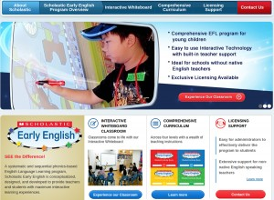 Scholastic Early English