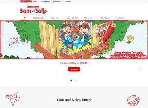Scholastic Sam And Sally